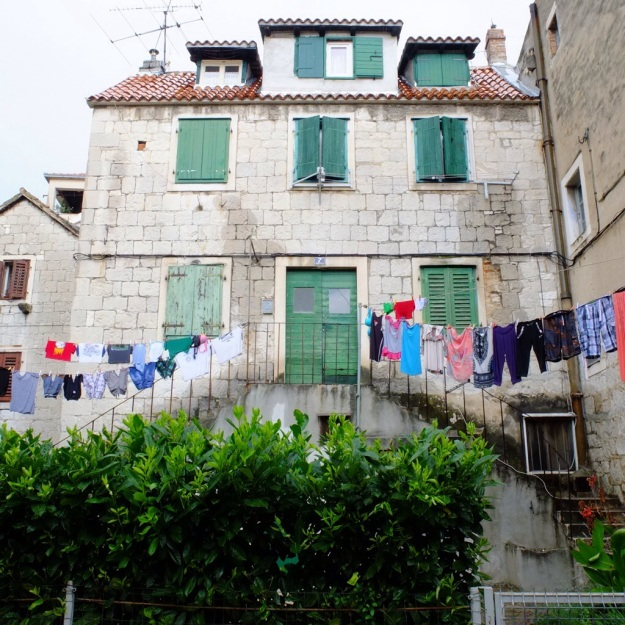 laundry in split croatia