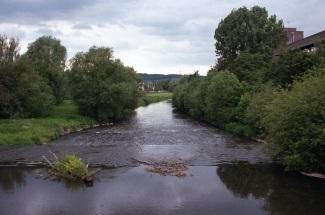 Leine in Alfeld