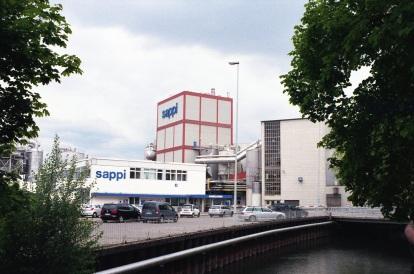 Sappi Europe in Alfeld