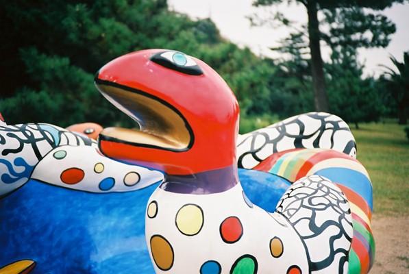 Niki de Saint Phalle Naoshima