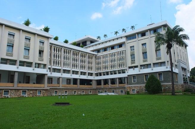 Reunification palace Saigon