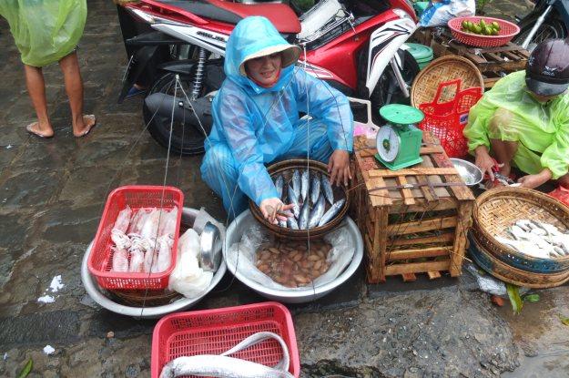 Hoi An rain