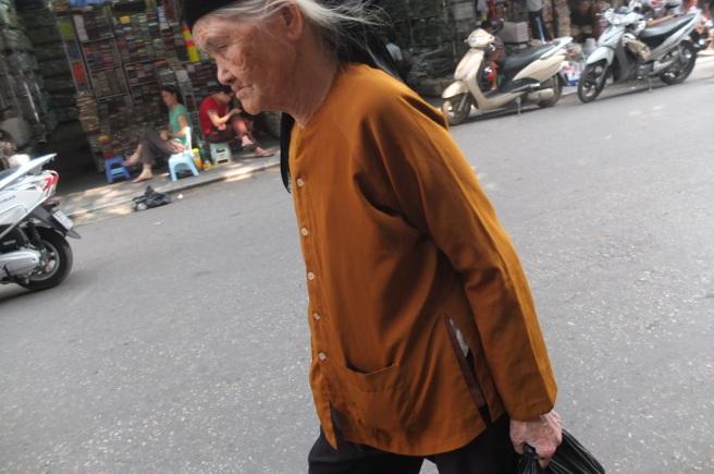 Hanoi lady