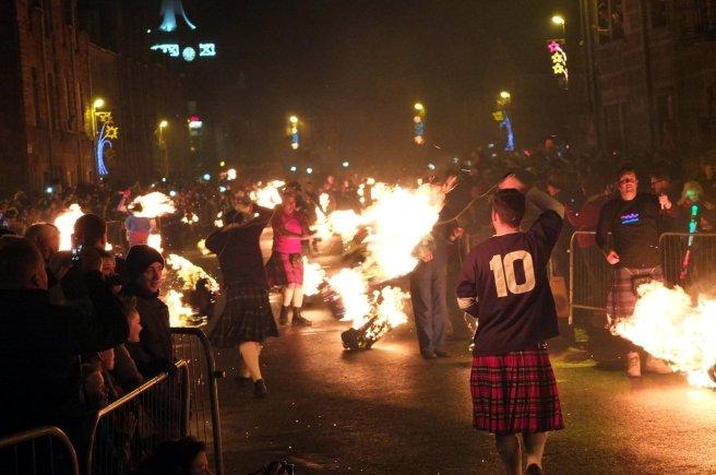 Stonhaven fireballers